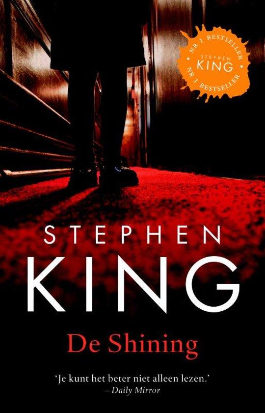 Boek cover De Shining van Stephen King (Paperback)