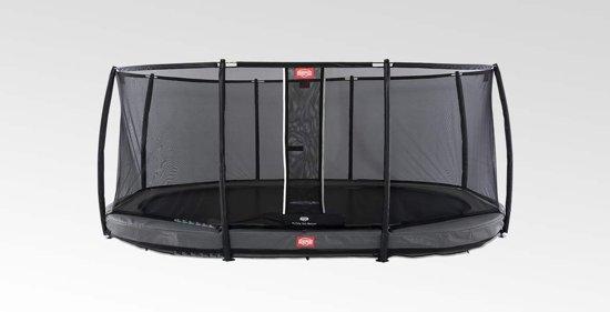 BERG Grand Champion InGround Trampoline 520 cm met Veiligheidsnet Deluxe