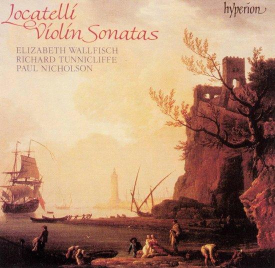 Locatelli: Sonatas for Violin / Locatelli Trio