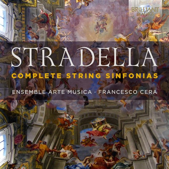 Stradella: Complete String Sinfonia