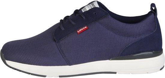 Les Chaussures De Sport De Levi Pour Les Hommes - Noir (noir), Taille: 44