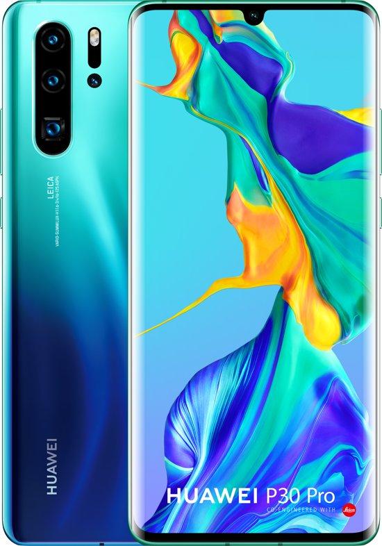 Huawei P30 Pro - 128GB - Twilight Blauw (Aurora)
