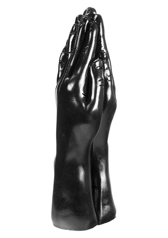 Doble anal negro
