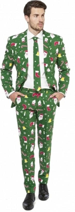 933a5f8e52c bol.com | Toppers Kerst kleding heren pak M - Toppers in concert ...