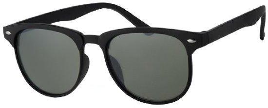 Vdm Zonnebril Zwart/groen Unisex (a40379)