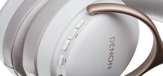 Denon AH-GC30 Wit
