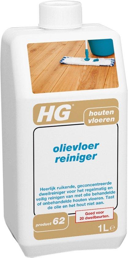 HG Olievloer Reiniger - 1000 ml