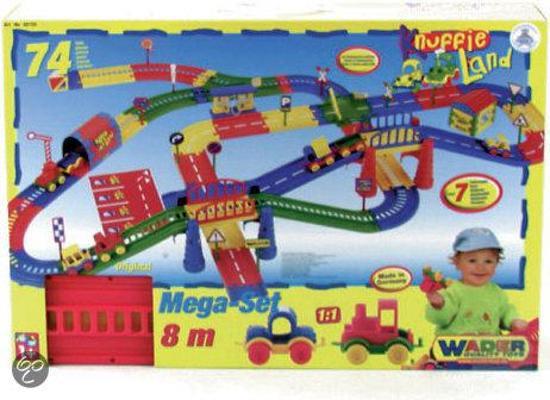 Speelgoed Garage Wader : Bol knuffieland megaset wader quality toys speelgoed