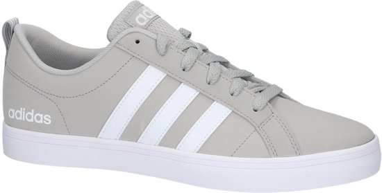 adidas Vs Pace Sneakers Heren - Grey/White/White - Maat 45