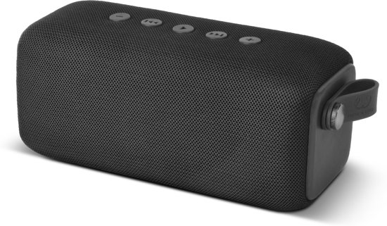 Fresh 'n Rebel Rockbox Bold M - Draadloze Bluetooth Speaker - Grijs