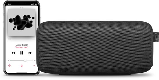 Fresh n Rebel Rockbox Bold M Zwart