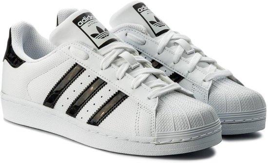 AdidasDames 37 Wit Sneakers J Superstar 1 3 Maat nm0NOvP8yw