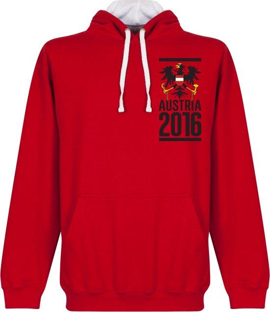 Oostenrijk 2016 Hooded Sweater - S