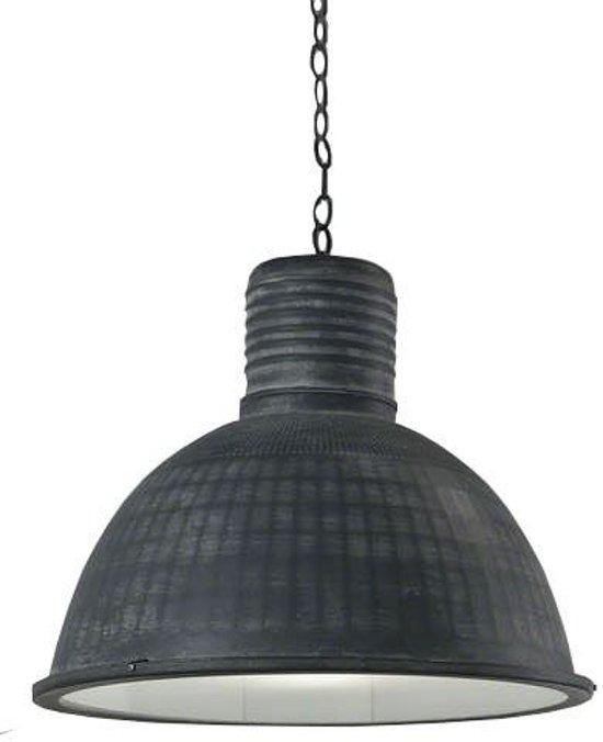 Davidi Design Bowen - Hanglamp - 1 Lichts - Grijs