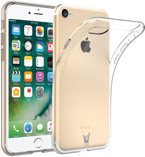 soft silocone hoesje iphone 8