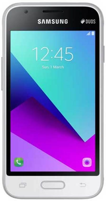 Samsung Galaxy J1 Mini Prime (2016) - Dual Sim - 8 GB - Wit
