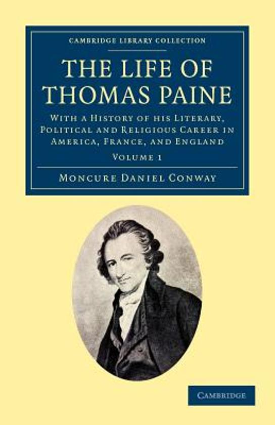 "the life of thomas paine About thomas paine thomas paine was the one truly radical founding father of america, a man who changed the face of the world with his pen ""common sense"" inspired the american revolution, ""rights of man"" defined the french revolution, and ""the age of reason"" called on us to use our ability to reason as the basis for our beliefs and."