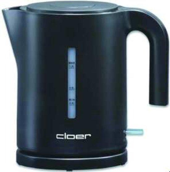 Cloe Waterkoker 4120 1,2L bk