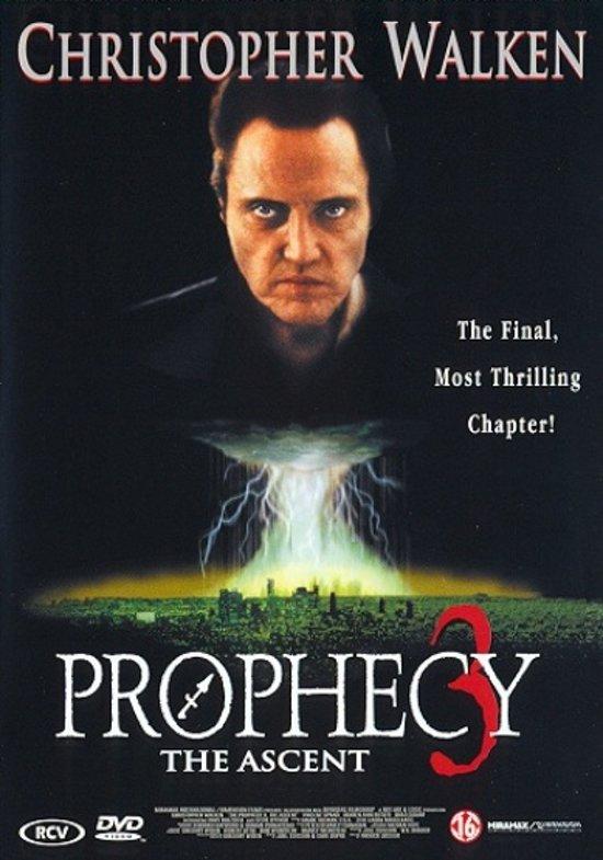 Cover van de film 'Prophecy Iii:Ascent'