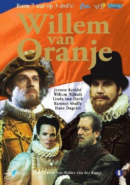 Willem van Oranje (3DVD)