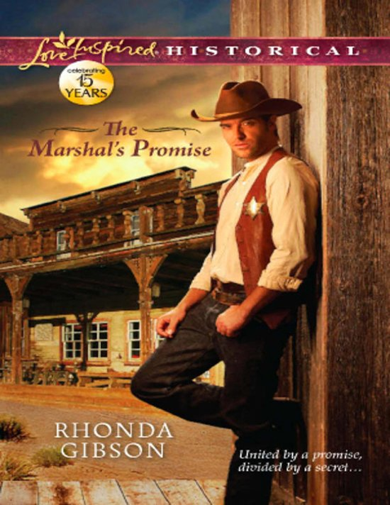 The Marshal's Promise (Mills & Boon Love Inspired Historical)