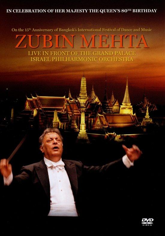 Dvd - Zubin Mehta - Live In Front
