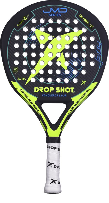 Drop Shot  Conqueror 6.0 Junior Padel racket