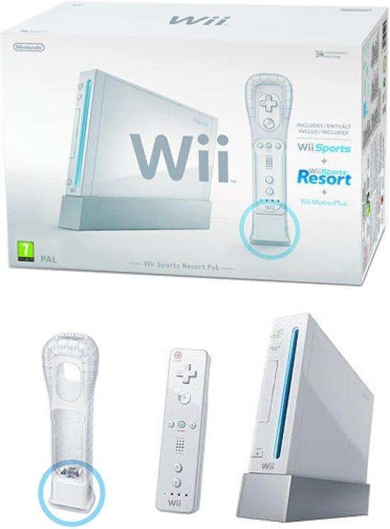 1412109dfe6 Nintendo Wii + Sports Resort Bundel Wit