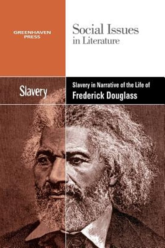 an analysis of the era of slavery in the narrative of the life of frederick douglass The first was narrative of the life of frederick douglass drew on and criticized rousseau's conception of slavery, and applied her analysis to the civil.