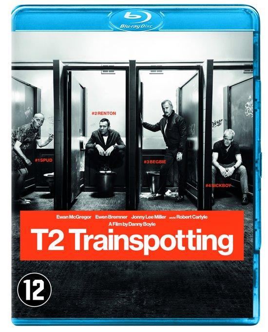 DVD cover van T2: Trainspotting (Blu-ray)