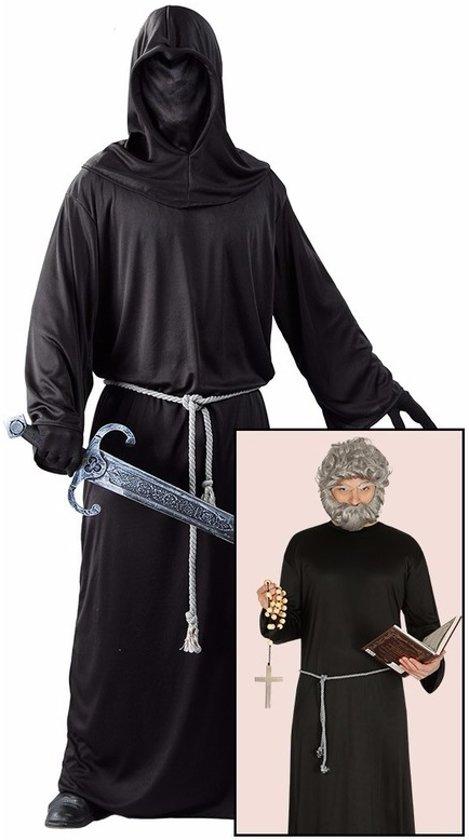 Halloween - Horror heren kostuum donkere soldaat L (52-54)