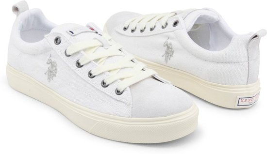 U Mannen s White Maat Sneakers Polo 43 ggzqwr