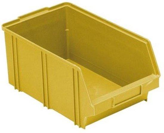 Erro Stapelbakken B4 geel