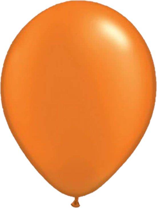 Belbal B105 - Ballonnen oranje 40 cm (100 stuks) Valentinaa