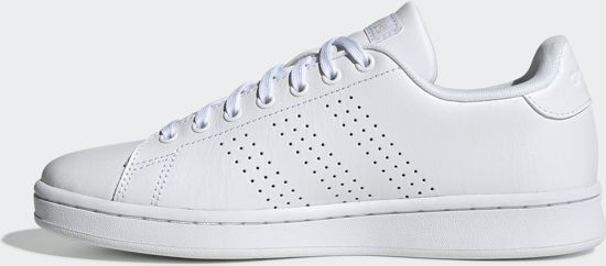 Adidas Advantage Dames Sneakers - Cloud White/cloud White/raw White Maat 38 vNeK0mxi