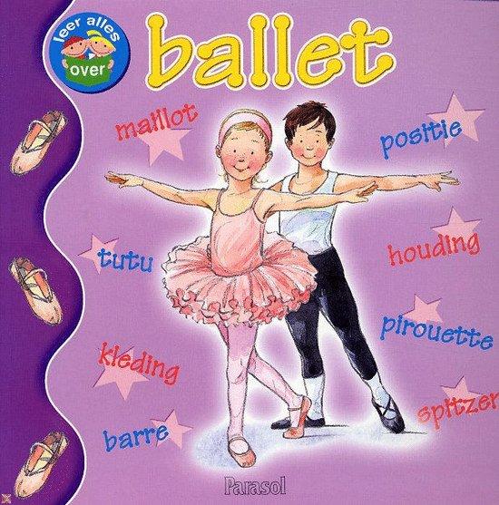Pirouette Kinderkleding.Bol Com Ballet 9789058888563 Boeken