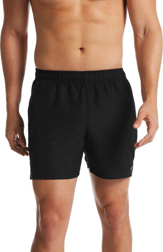 Zwembroek Vandaag Besteld Morgen In Huis.Bol Com Nike Swim 5 Volley Short Heren Zwembroek Black Maat Xs