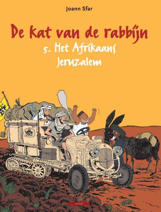De Kat Van De Rabbijn / 5 Het Afrikaans Jeruzalem