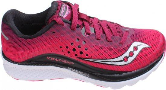 Chaussures De Course Saucony Kinvara Huit Femmes Rouge Taille 37 tGS7lxQM