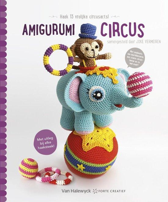 Bolcom Amigurumi Circus Joke Vermeiren 9789461315205 Boeken