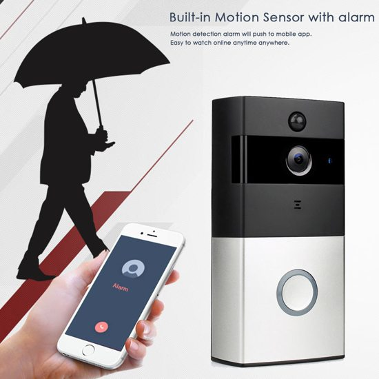 Beroemd bol.com   Deurbel Tring met Camera inclusief bel voor in huis XI49