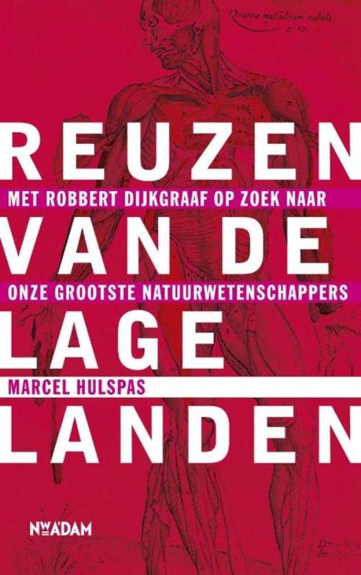 Cover van het boek 'Reuzen van de lage landen' van Marcel Hulspas