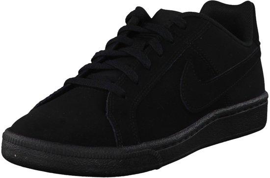Nike Court Royale (GS) Sneakers Junior Sportschoenen Maat 39 Unisex zwart