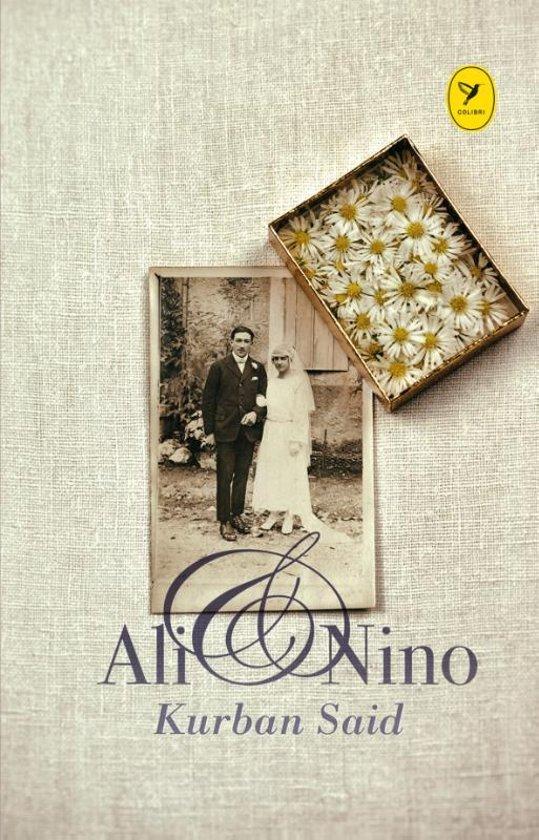 Ali & Nino cover