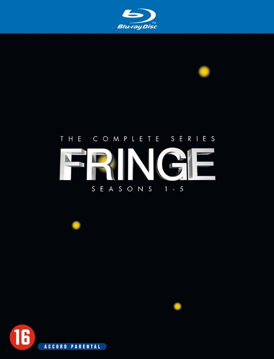 Fringe - The Complete Series (Blu-ray)