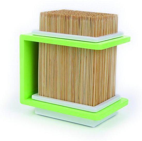 Cookut Fakir Messenblok - Bamboe - Groen