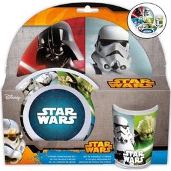 Ontbijtset Star Wars