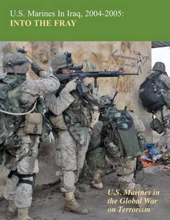 U.S. Marines in Iraq, 2004-2005