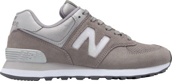 8ff8bee7127 bol.com | New Balance Sneakers - Maat 40.5 - Vrouwen - grijs