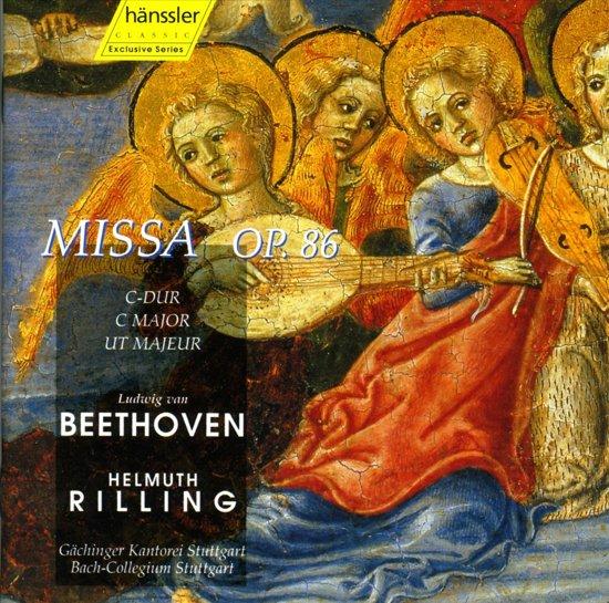 Missa Opus 86 C-Dur